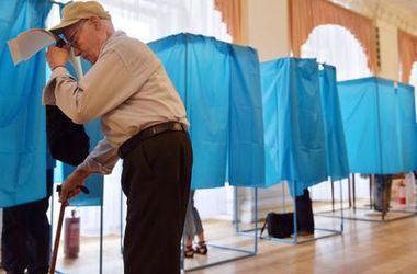 В 23 городах и 6 районах Донбасса выборы не прошли