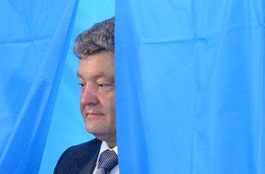 Порошенко рассказал о первых шагах на посту президента