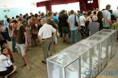 Явка на 20.00: В Украине проголосовали 51,88% избирателей – первые данные