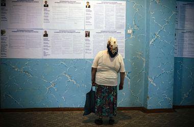Как голосовали в Днепропетровске