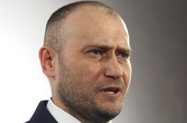 """Ярош пообещал помочь новому президенту """"остановить российскую агрессию"""""""