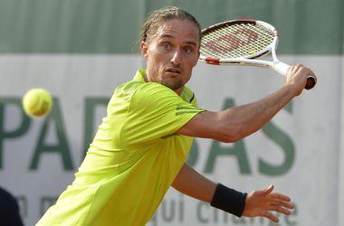 Александр Долгополов выиграл первый матч на Ролан Гаррос