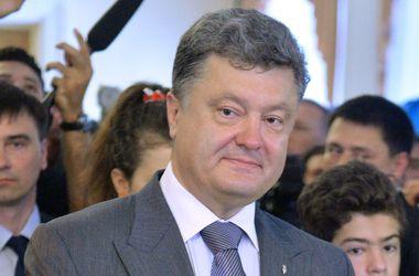 Порошенко не исключил, что инаугурация пройдет в Донбассе