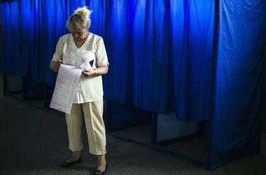 Явка избирателей в Донецкой области составила 15,63%