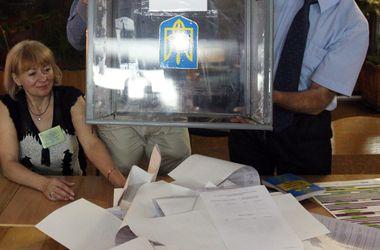 На 90% территории Украины выборы состоялись - КИУ
