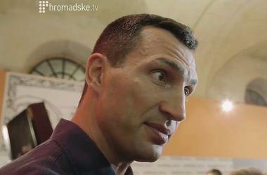 Кличко-младший: Главное, не повторить ошибок, которые допустили за Януковича
