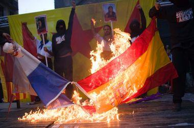 На выборах в Каталонии победила партия сепаратистов