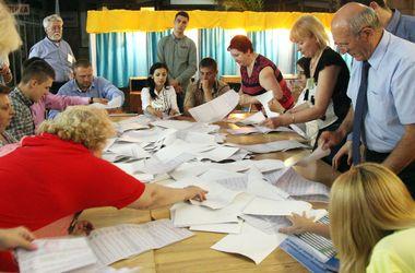Параллельный подсчет штаба Порошенко: явка составила немногим больше 60%