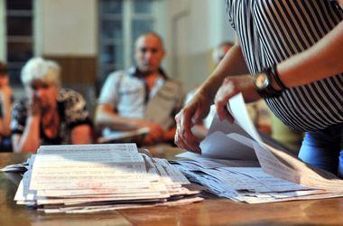 В Херсоне никак не могут начать подсчет голосов