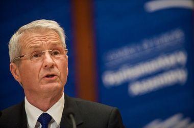 Совет Европы поздравляет украинский народ с избранием президента в первом туре
