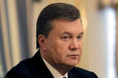"""Янукович – о выборах: """"Я уважаю выбор украинцев"""""""