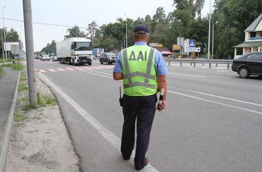 В Киеве за выходные ГАИ поймала сотню пьяных водителей