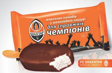 """Донецкий """"Шахтер"""" выпустил именное мороженое"""