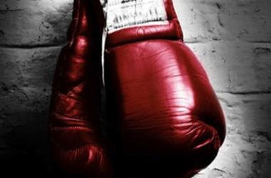 В днепропетровском кинотеатре боксеры выступили за национальное единение