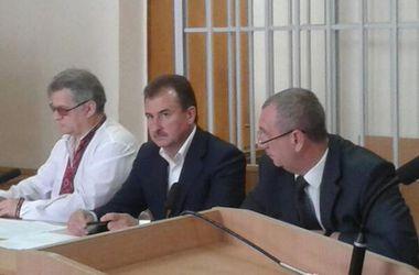 Суд в Киеве рассматривает дело по обвинению Попова и Сивковича в разгоне Майдана