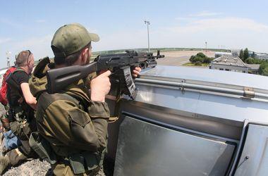 Донецкие гаишники пропустили вооруженных боевиков