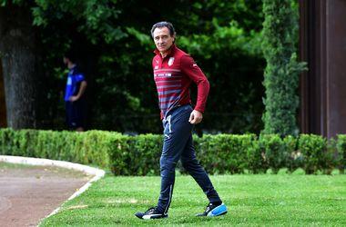 Пранделли останется главным тренером сборной Италии по футболу до 2016 года