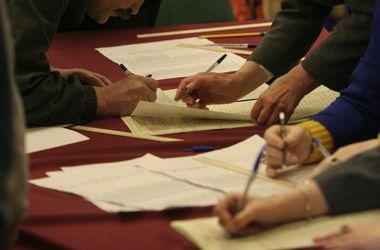 Предварительные результаты выборов мэра Киева и Киеврады станут известны уже сегодня