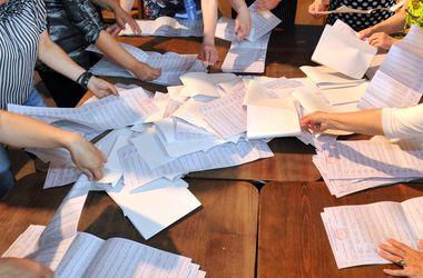 В Херсонской области на участках отключался свет, а избиратели портили бюллетени