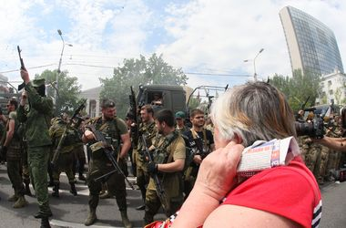 В школах Донецка отменили занятия