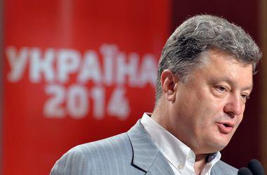 Порошенко обсудил прошедшие выборы с Ромпеем и Баррозу
