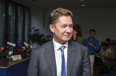 Миллер: Риски по оплате долга за газ Украиной сохраняются