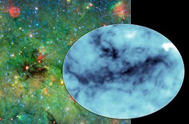 Ученые нашли место рождения 70 тысяч звезд