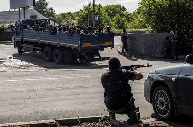 В жестоком бою в Донецке погибли 40 человек, в том числе 2 мирных жителя - мэр