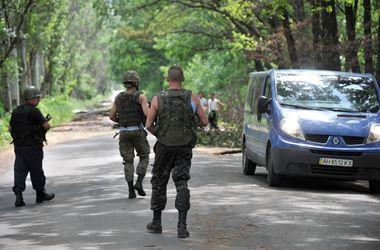 Из-за АТО в Донецке не работают 9 школ и перекрыты улицы