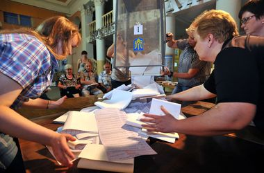 Три области в Украине полностью передали информацию о бюллетенях