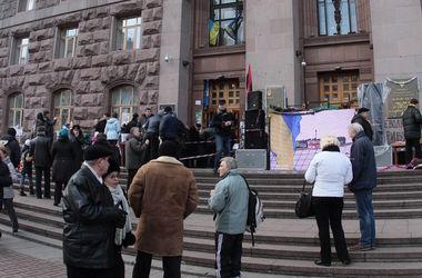 """В Киевраду наверняка проходят пять партий – подсчет """"Опоры"""""""