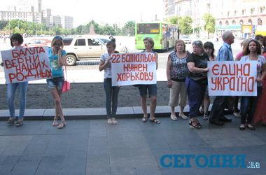 Харьковских срочников обещают не отправлять на Донбасс