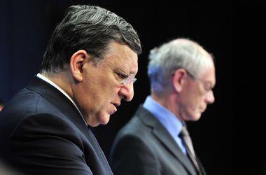 Евросоюз призывает РФ сотрудничать с избранным президентом Украины