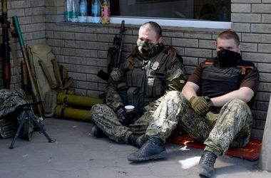 В Горловке боевики создают штаб в спецшколе для малолетних преступников