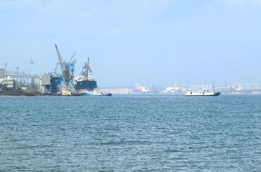 Порт Южный сдадут в концессию