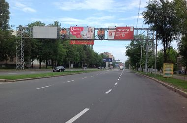 В Донецке закрыто ряд школ, а транспорт ходит по укороченным маршрутам