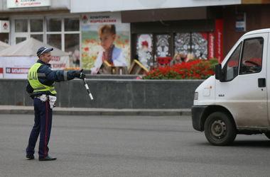В конце недели ГАИ перекроет пол-Киева