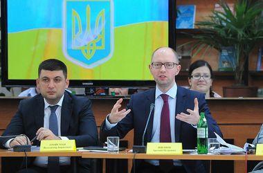 Яценюк: Украина готова к рыночному компромиссу с РФ по газу