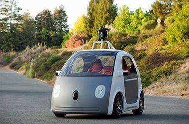 Google создал первый автономный автомобиль