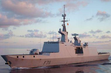 Французский фрегат зашел в Черное море