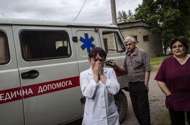 В морги Донецка доставили тела 36 погибших в аэропорту