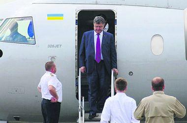 Порошенко поедет в Донецк после переговоров с Путиным