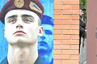 От ранений, полученных во время боя в Александровке, умер в больнице боец Нацгвардии