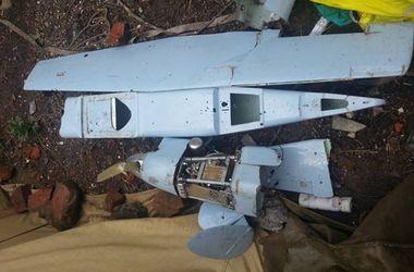 Модель сбитого в Донецкой области беспилотника используется в РФ для разведки и управления ходом боя