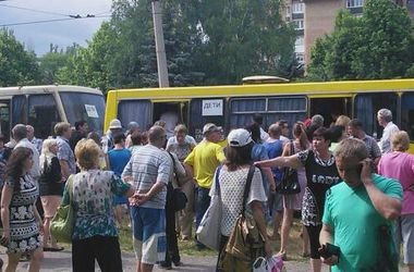 В Славянске исчезли 200 детей, которых самопровозглашенные власти намеревались вывезти из города