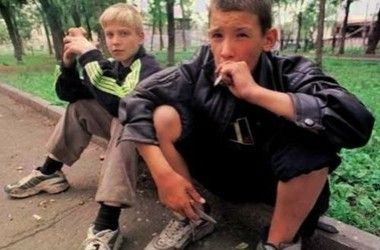 В Донбассе значительно вырос уровень подростковой преступности - МВД