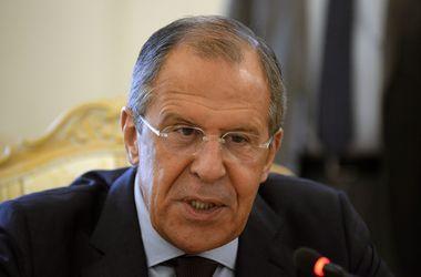 Лавров считает кризисы в Украине и в Сирии искусственными