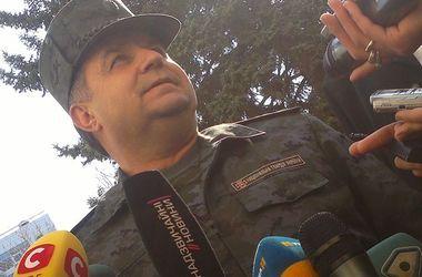 Террористы несут большие потери – командующий Нацгвардией