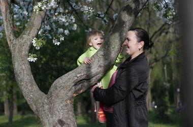 В Киеве – меньше 1% многодетных семей