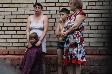 600 детей из Славянска и Краматорска отправили в Святогорск и Одессу